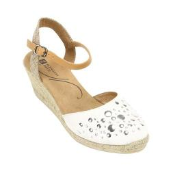Women's White Mountain Solar Natural Canvas