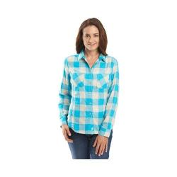 Women's Woolrich Conundrum Long Sleeve Shirt Parrot