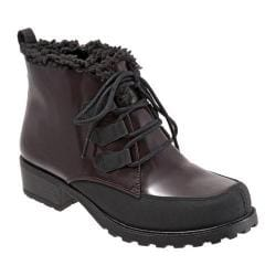 Women's Trotters Snowflakes III Bordeaux Box Synthetic