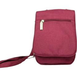 Women's The Sacs Collection Everyday Companion Cross Body Bag Wine