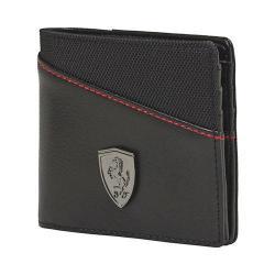 Men's PUMA Ferrari LS Wallet M 073945 Black