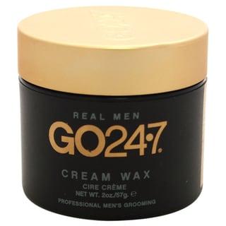 GO247 Men's Real Men 2-ounce Cream Wax