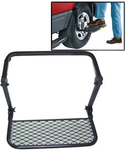 Adjustable Height Wheel Elevator Step -Truck / SUV