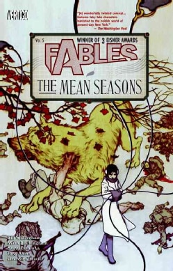Fables 5: The Mean Seasons (Paperback) 1269924