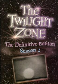 Twilight Zone: The Definitive Edition Season 2 (DVD) 1272089