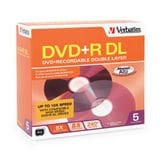 Verbatim 8x DVD+R Double Layer Media