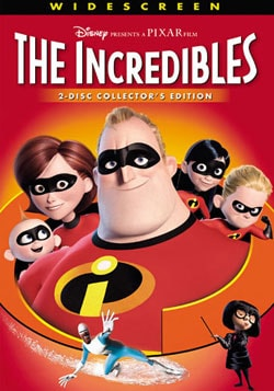 The Incredibles (DVD) 1306132