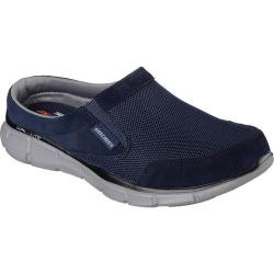 Men's Skechers Equalizer Coast to Coast Clog Navy