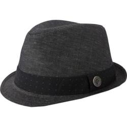 Men's Ben Sherman Cotton Flax Trilby Jet Black