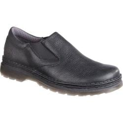 Men's Dr. Martens Robson Orson Plain Toe Slip On Shoe Black Overdrive