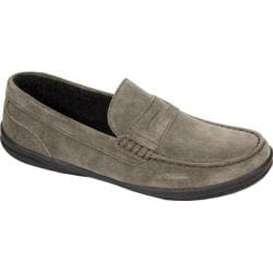 Men's Hush Puppies Cottonwood Gray Suede