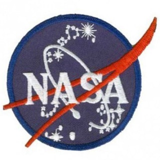 NASA Insignia Logo Patch