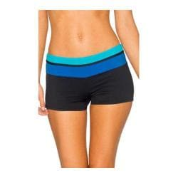Women's Swim Systems Spliced Short Block Party Blue