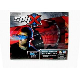 Mukikim SpyX Night Mission Goggles - Black 18077500