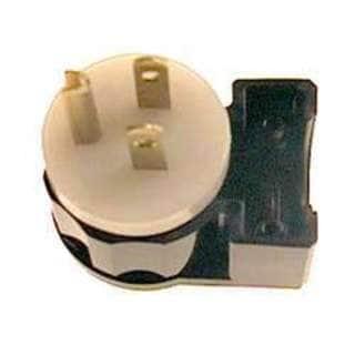 Leviton 268-05266-CA Industrial Grade Straight Blade Angle Plug