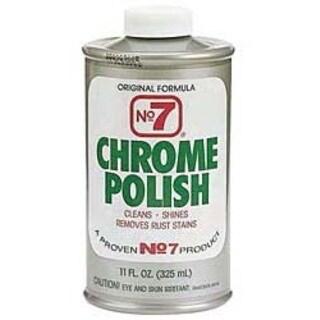 Cyclo 10120 8 Oz Chrome Polish