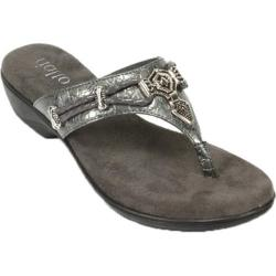 Women's Rialto Kismet Pewter/E-Print/Metallic Synthetic
