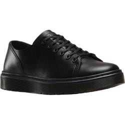 Dr. Martens Dante 6 Eye Raw Shoe Black Brando