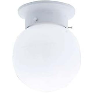 Westinghouse 6660700 One Light Globe Ceiling Fixture