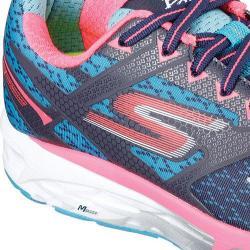 Women's Skechers GOrun Forza Running Shoe Navy/Hot Pink