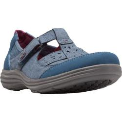 Women's Aravon Barbara Fisherman Blue
