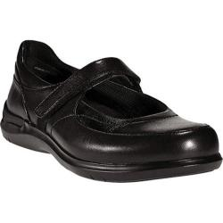 Women's Aravon Farah Black Leather