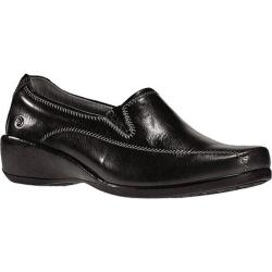 Women's Aravon Tia Black Leather