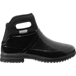 Women's Bogs Seattle Solid Mid Black