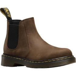 Children's Dr. Martens Banzai Pull On Boot Dark Brown Wyoming