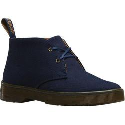 Women's Dr. Martens Daytona Chukka Boot Navy Overdyed Twill Canvas