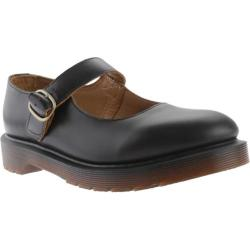 Women's Dr. Martens Indica Mary Jane Black Vintage Smooth