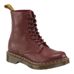 Women's Dr. Martens Pascal 8-Eye Boot Cherry Red Virginia