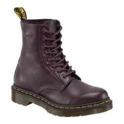 Women's Dr. Martens Pascal 8-Eye Boot Purple Virginia