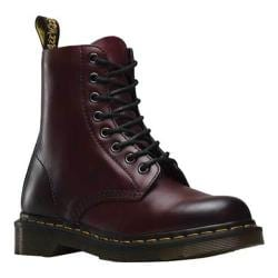 Dr. Martens Pascal 8-Eye Boot Cherry Red Antique Temperley