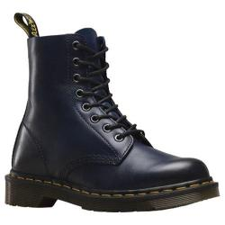 Dr. Martens Pascal 8-Eye Boot Navy Antique Temperley
