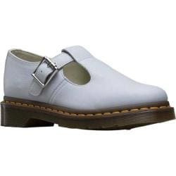 Women's Dr. Martens Polley T-Bar Mary Jane Blue Moon Virginia