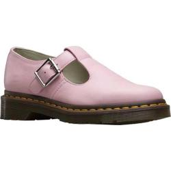 Women's Dr. Martens Polley T-Bar Mary Jane Bubblegum Virginia