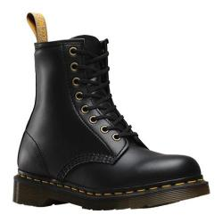 Dr. Martens Vegan 1460 8-Eye Boot Black Felix Rub Off