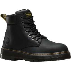 Men's Dr. Martens Winch Extra Wide Steel Toe 7 Eye Boot Black Wyoming Leather