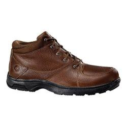 Men's Dunham Addison Lace-Up Boot Brown