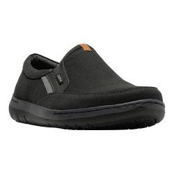Men's Dunham FitSync Slip On Black