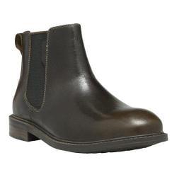 Men's Dunham Graham-DUN Chelsea Boot Chocolate Leather