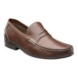 Men's Florsheim Felix Penny Loafer Brown Leather
