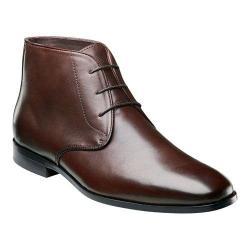 Men's Florsheim Jet Chukka Brown Smooth Leather
