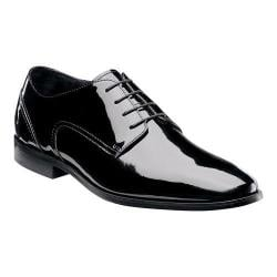 Men's Florsheim Jet Plain Ox Black Patent Leather
