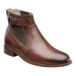 Men's Florsheim Rockit Buckle Boot Brown Leather
