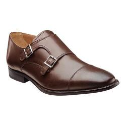 Men's Florsheim Sabato Monk Brown Smooth Leather