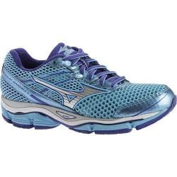 Women's Mizuno Wave Enigma 5 Running Shoe Blue Grotto/Silver