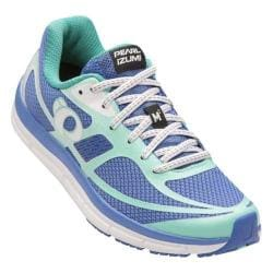 Women's Pearl Izumi EM Road M 2 v3 Running Shoe Palace Blue/White