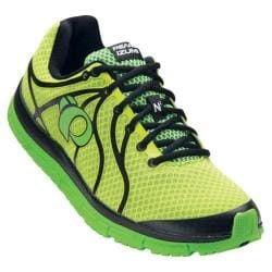 Men's Pearl Izumi EM Road N 2 v2 Running Shoe Lime Punch/Screaming Green